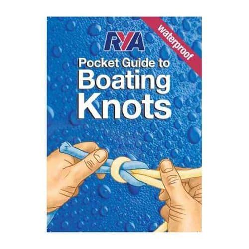 RYA Pocket Guide to Boating Knots (G60)